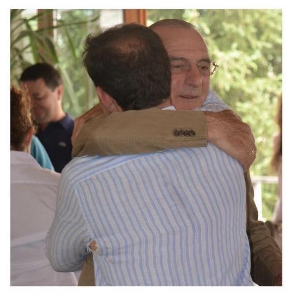 El Abrazo de mi Padre: un recuerdo especial - Ignacio Isusi