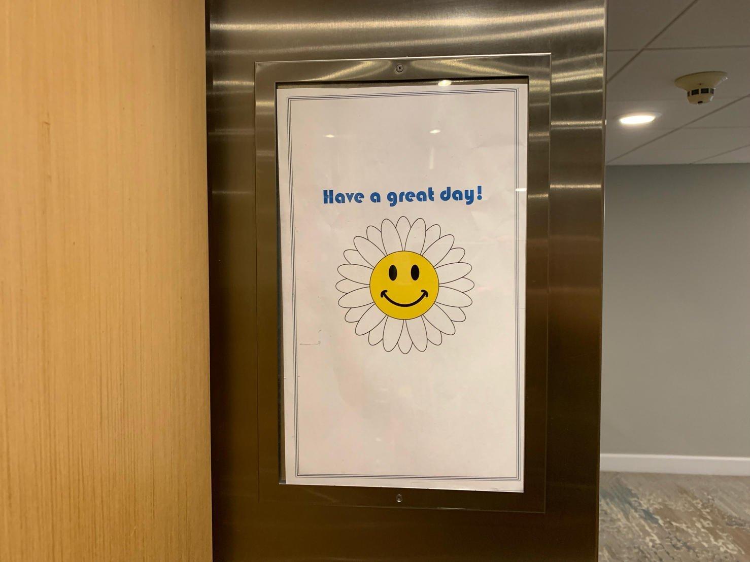 """HAVE A GREAT DAY"" - Ignacio Isusi"