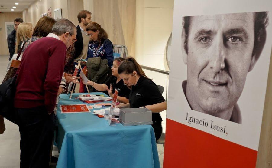 """Galería de fotos del encuentro """"Decirte que te quiero"""" - Ignacio Isusi"""