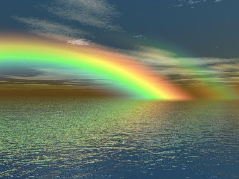Mi alma es de color arco iris - Ignacio Isusi