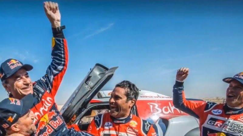 ¡Enhorabuena Carlos Sainz! - Ignacio Isusi