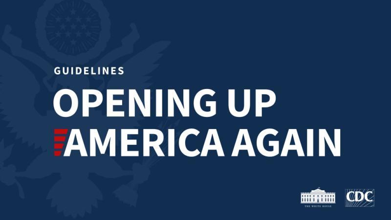 Opening Up America - Guidelines - Ignacio Isusi