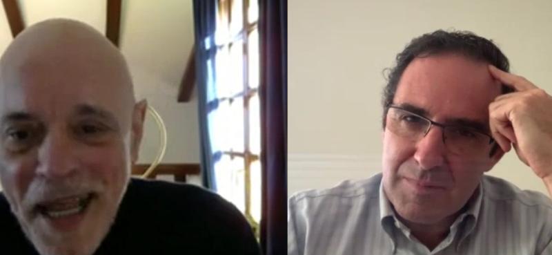 Paseo Matutino con el Dr. Roberto de Inocencio - Ignacio Isusi