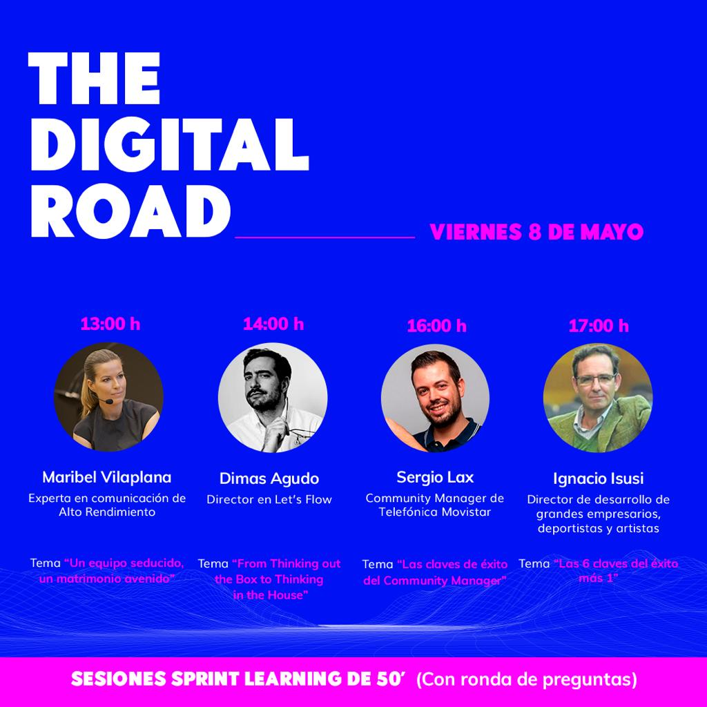 The Digital Road - Ignacio Isusi